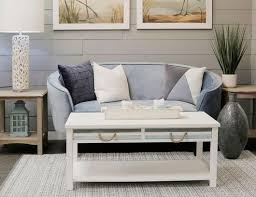 Mark wheel placement flip trunk over on its side or top for easy access to the bottom. Simple Stylish Coffee Table Ideas For Coastal Style Decorating Coastal Decor Ideas Interior Design Diy Shopping