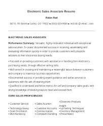 Skills For Retail Associate Sales Associate Job Resume Johnsimpson Co