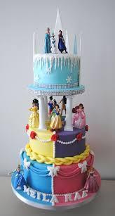 Disney Princess 3 Tiered Birthday Cake Lυν τοεατ In 2019