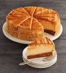 the cheesecake factory salted caramel cheesecake 10