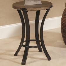 hidden bar furniture. Hammary 090-370 Hidden Treasures Round Accent Table W/ Stone Top Bar Furniture U