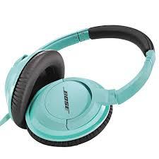 bose headphones blue. amazon.com: bose soundtrue headphones around-ear style, mint: home audio \u0026 theater blue m