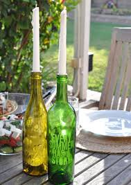 Ideas For Decorating Wine Bottles