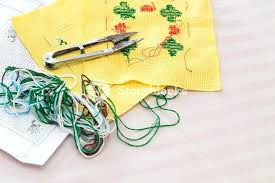 Needle Fabric And Thread Chart Needle And Thread Kit Cryptosweekly Co