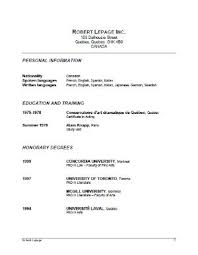 Acting Resume Beginner Resume For Beginners Pelosleclaire Com