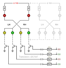 sequential timer how to design your sequence traffic signal sequential timer circuit