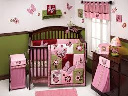 baby girl crib bedding sets all home ideas modern baby pertaining to baby girl bedding