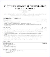 Bank Customer Service Representative Resume Awesome Call Center Skills Resume Sample Resumes For Call Center Jobs Call