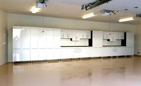 Large Garage Cabinets Bathroom Appealing Garage Excell Large White Cabinets