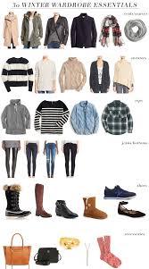 wardrobe essentials fall 2017. 30 winter wardrobe essentials the good life for less fall 2017 pinterest