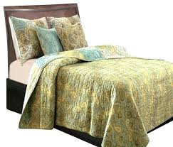 paisley quilts yellow paisley quilt oversized king quilts with threshold yellow paisley quilt paisley print comforter