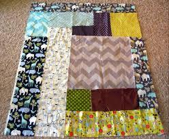 All Scraps Baby Blanket | Ode to Inspiration & I ... Adamdwight.com