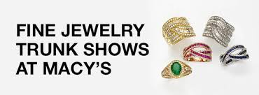 fine jewelry trunk shows at macy s