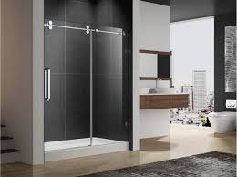 medium size of bed bath floating glass shower doors shower doors framed glass