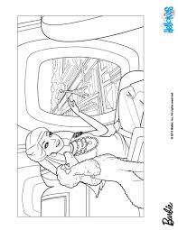 Barbie Coloring Pages Game Co To Print 8287 Francofestnet