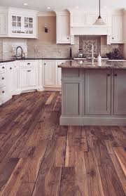 i love the dark wood floor and if i did lighter cabnits and a darker