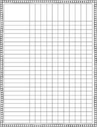 class list template word printable grade book freebies printable classroom freebies and