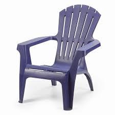 dolomiti garden chair dark blue