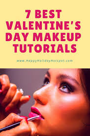 best valentines day makeup tutorials