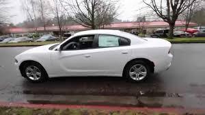 dodge charger 2015 white. Fine Charger 2015 Dodge Charger SE  Bright White FH734591 Redmond Seattle   YouTube Throughout