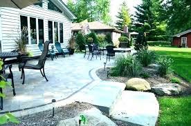 cost to install bluestone patio patio installation inspirational patio modern