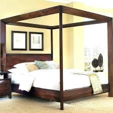 canopy beds wooden – meditationsociety.info