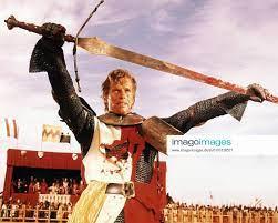 Stockfoto EL CID (US/IT 1961) CHARLTON HESTON as El Cid
