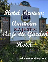 if you are a disneyland frequenter you have no doubt traveled by the majestic garden a time or two when i was telling the hubs where we were staying