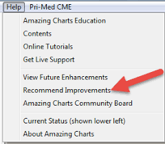 Amazing Charts Version 9 1 More Control Over Your Work More