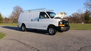 2006 Chevrolet Express 2500 Cargo Van For Sale~4.8L~Bins and Racks ...