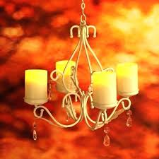 chandelier votive candle holders 5 arms candelabra party wedding