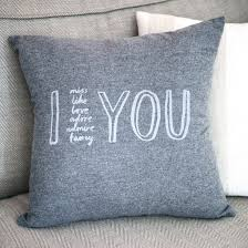 decorative pillows with words. Fine With U0027I Adore Youu0027 Cushion Cover  Cushions And Decorative Pillows With Words