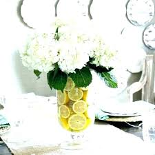 vase filler ideas kitchen sliced lemons make a beautiful glass fillers large fill glass vase fillers floor tall 1 romantic filler ideas