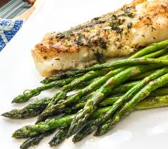 Easy Cod Recipe with Garlic Herb Butter ...