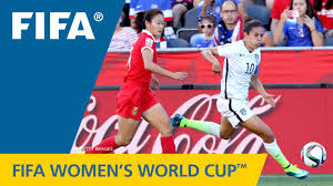 Image result for US women's soccer team defeat China to win the Women's World Cup.