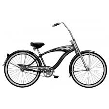 26 micargi falcon gt beach cruiser style chopper bike buy