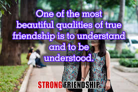 One Of The Most Beautiful Qualities Of True Friendship Delectable Most Beautiful Friendship Images