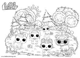 Lol Pets Coloring Pages Hoppy Easter Free Printable Coloring Pages