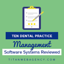 Dental Office Design Software Amazing A Comparison Of 48 Dental Practice Management Software Systems