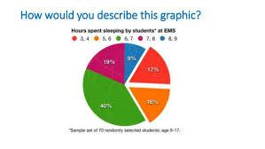 Pie Chart Description