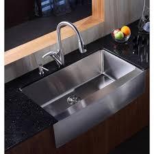 Kitchens Black Stainless Steel Kitchen Sink Inspirations Farmhouse Stainless Steel Kitchen Sink