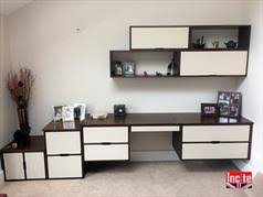 painted office furniture. Handmade Home Office Suspended Wall Cabinets Painted Furniture
