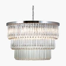 Full Size of Chandeliers Design:magnificent Endearing Silver Mist Hanging  Crystal Drum Shade Chandelier By ...