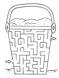 Small Picture Printable Sandcastle Coloring Pages Coloring Coloring Pages