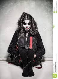 y evil clown eerie dark