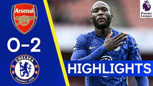 Arsenal 0-2 Chelsea