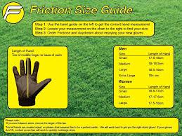 Friction Disc Golf Gloves