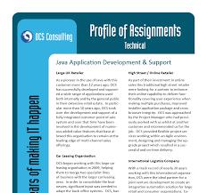 java sas powerbuilder legacy project management business  project management page 1 business analysis page 2 testing page 3