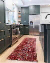 Kitchen Design 7 X 8 Vintage Heriz 27 X 811 Rug Weave
