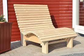 liegestuhl relaxliege sonnenliege aus holz fÜr garten tere balkon ebay diy garden furniture